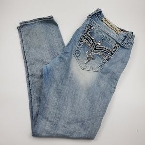 Rock Revival Easy Skinny Jean